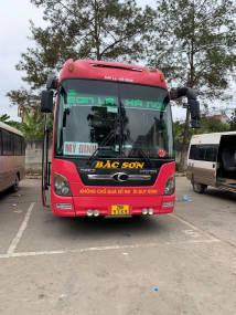 Xe Khách Bắc Sơn