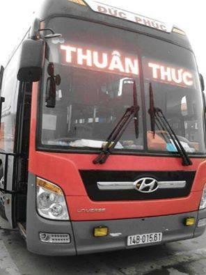 Nhà Xe Thuận Thực