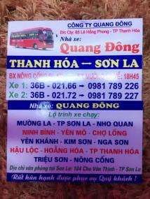 Nhà xe Quang Đông
