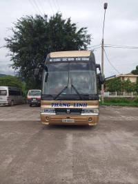 Xe khách Thắng Linh chuyên tuyến Hà Giang - Bắc Ninh - Bắc Giang
