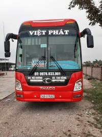 Xe khách tuyến Cao Bằng - Bắc Giang - Hải Dương nhà xe Việt Phát