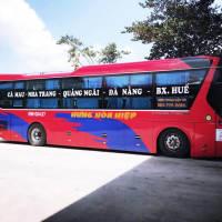 Xe khách tuyến Cà Mau đi Đà Nẵng - Đà Nắng nhà xe Hòa Hiệp