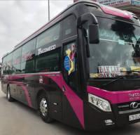 Xe khách Phước An - Đắk Lắk đi Vinh - Nam Đàn - Nghệ An nhà xe Huy Tiến