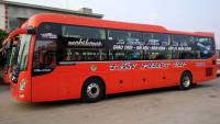 Xe khách Bắc Nam tuyến Giao Thủy - Hải Hậu đi Bx Miền Đông nhà xe Tấn Phát