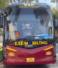 Xe khách tuyến Nhà Trang đi Bx Miền Đông - Hồ Chí Minh nhà xe Liên Hưng