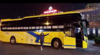 Xe khách tuyến Quất Lâm - Giao Thủy đi Lạng Sơn - Cao Bằng nhà xe Duy Duy