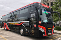 Xe khách tuyến Buôn Ma Thuột - Đăk Lăk đi Hồ Chí Minh nhà xe Tiến Oanh