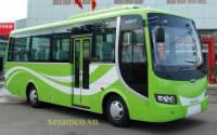 Xe khách tuyến Hòa Bình đi Bx Vĩnh Bảo - Hải Phòng nhà xe Hải An