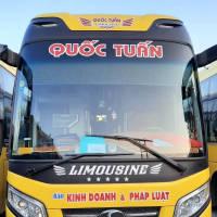 Xe khách tuyến Nam Đàn - Nghệ An đi Hải Phòng nhà xe Quốc Tuấn