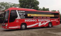 Xe khách tuyến Bx Đại Từ - Thái Nguyên đi Hà Tĩnh nhà xe Hùng Dương