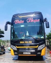 Xe khách tuyến Lâm Đồng - Nam Định