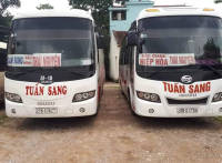 Xe khách Thái Nguyên - Đình Lập