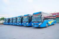 Xe khách tuyến Quảng Ngãi - Vân Đồn